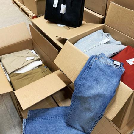 Одежда H&M сток оптом (с этикетками)